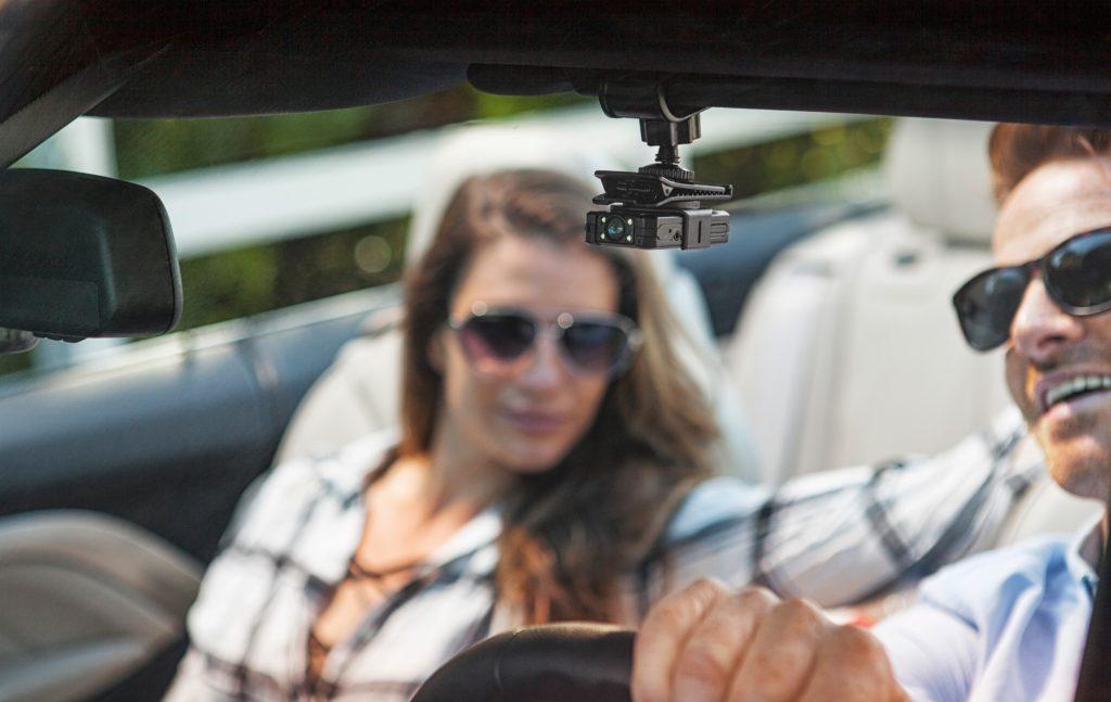 Venture bodycam visor mount instant car cam